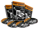 Thumbnail QR Code Dollars - eBook, Audios, and Videos plr