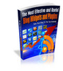 Thumbnail Most Effective and Useful Blog Widgets and Plugins plr