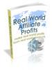 Thumbnail Real World Affiliate Profits (PLR)