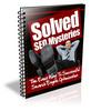 Thumbnail Solved - SEO Mysteries (PLR)