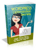 Thumbnail WordPress Optimization Secrets plr