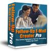 Thumbnail Follow Up Email Creator Pro plr