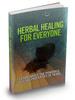 Thumbnail Herbal Healing for Everyone plr
