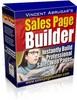 Thumbnail Sales Page Builder