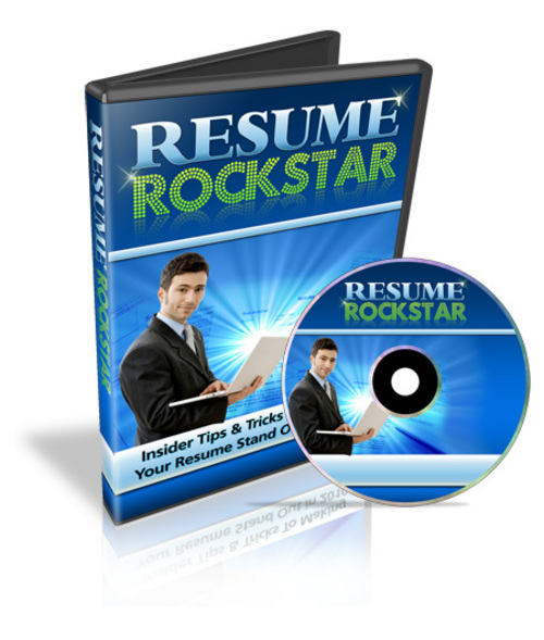 Product picture Resume Rockstar - Video Series plr