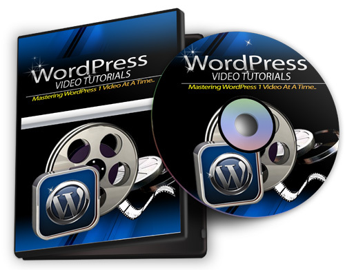 Product picture 47 Wordpress 3x Video Tutorials - Video Series plr