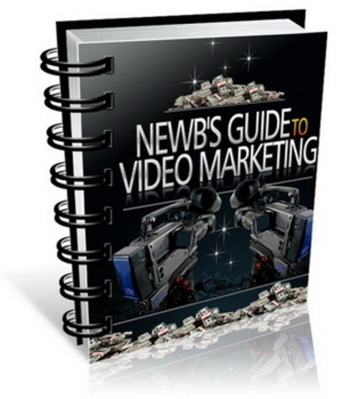 Product picture The Newbies Guide To Video Marketing plr