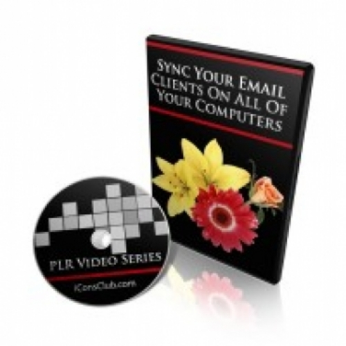 Product picture Sync Your Email Client on All Your Computers (PLR)