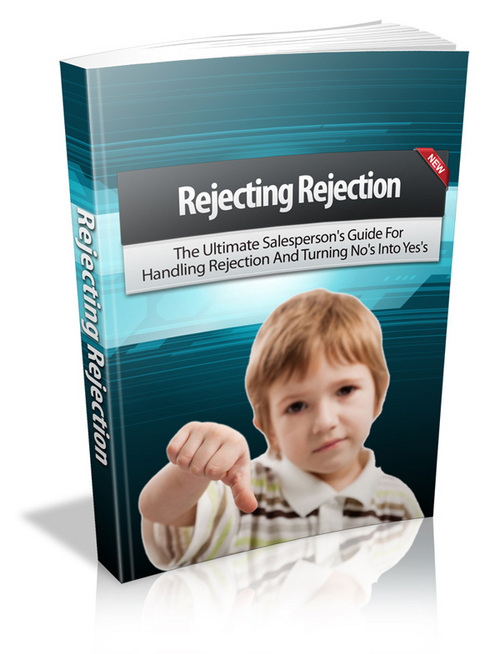 Product picture Rejecting Rejection plr