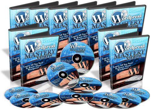 Product picture Wordpress Mastery - Video Series (PLR)