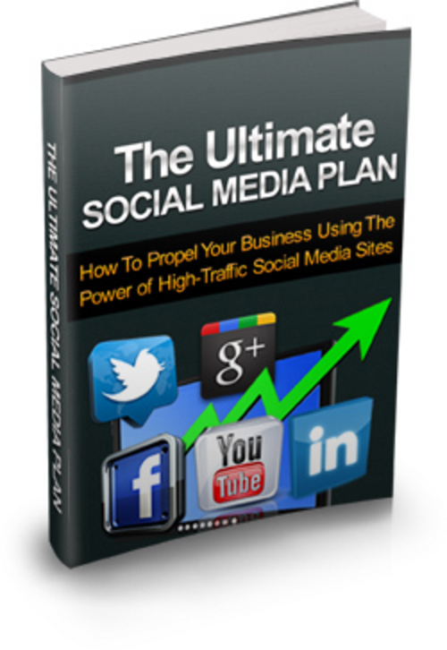 Product picture Ultimate Social Media Plan plr