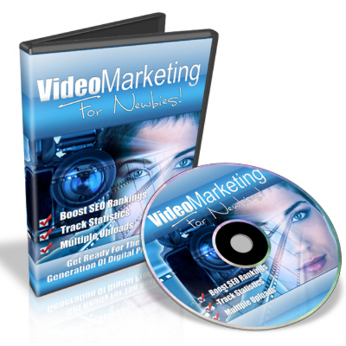 Product picture Video Marketing for Newbies 2 - Video Series plr