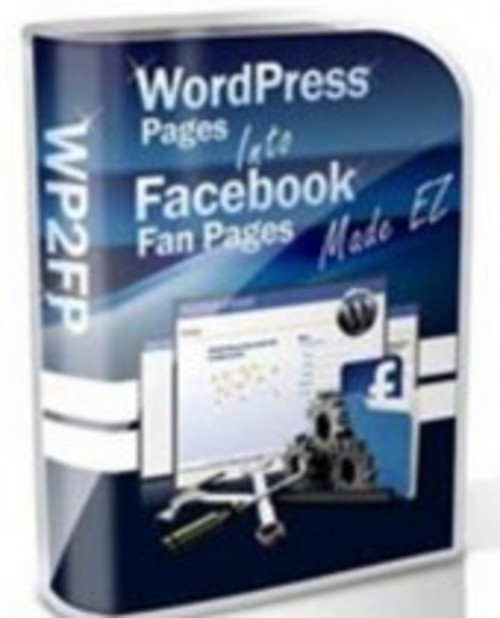 Product picture Wordpress to Facebook Fan Page - Video Tutorials plr