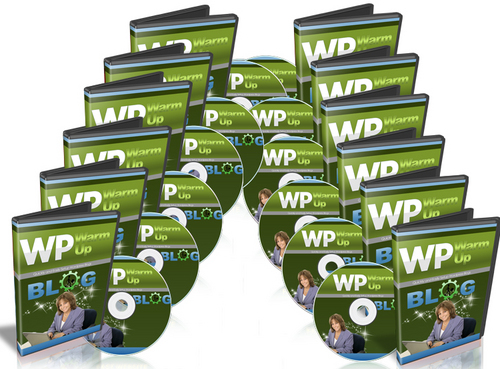 Product picture WP (Wordpress) Warm Up - Video Series plr