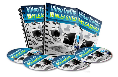 Product picture Video Traffic Unleashed - eBook, Audios, and Videos plr