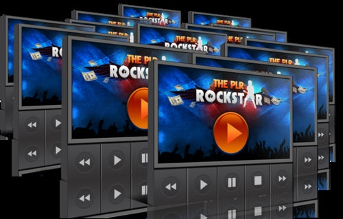 Product picture The PLR Rockstar - Video Series (PLR)