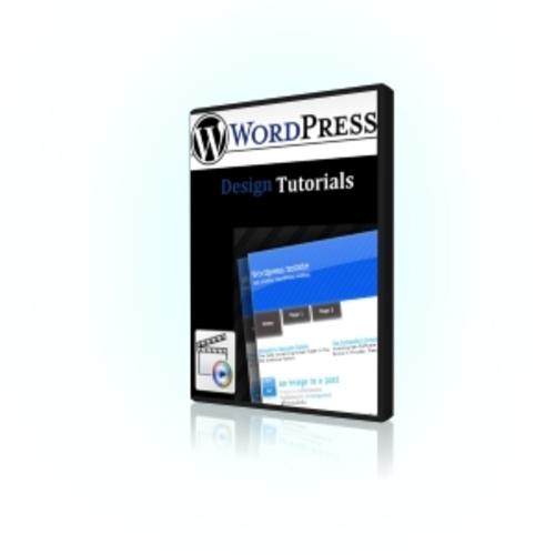 Product picture Wordpress Design Tutorials plr