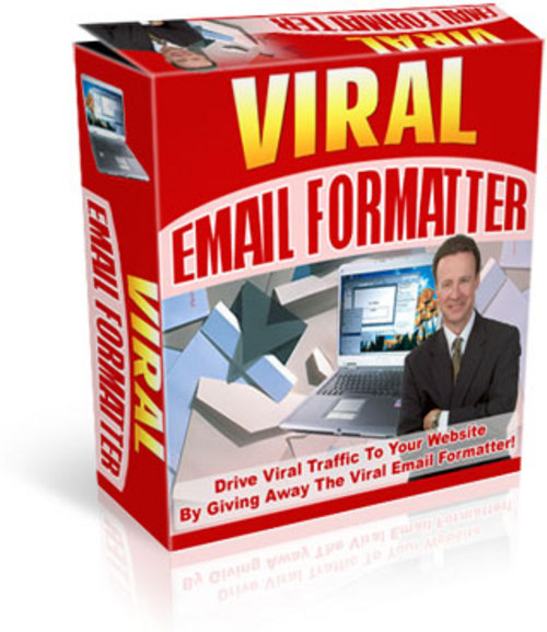 Product picture Viral Email Formatter (PHP)