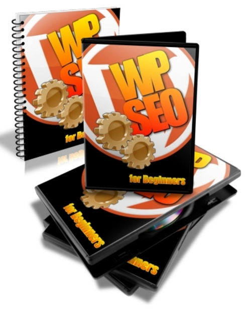 Product picture Wordpress SEO for Beginners - eBook and Video Series (PLR)
