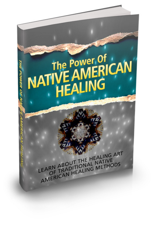 Product picture Power of Native American Healing plr