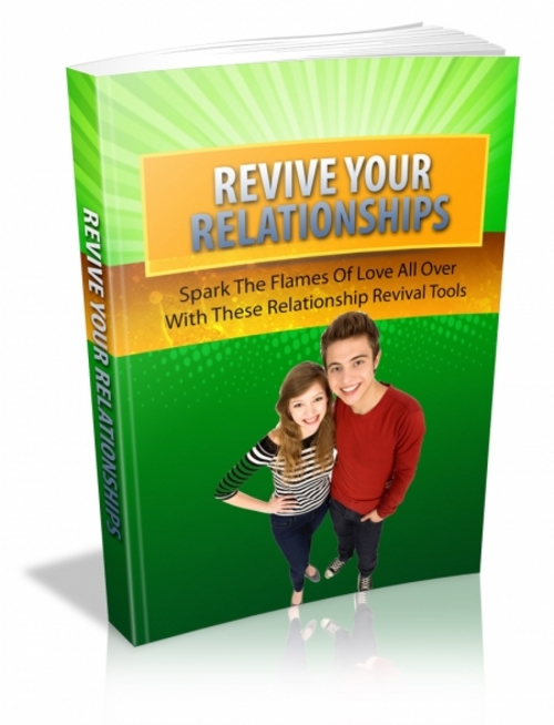 Product picture Revive Your Relationships plr