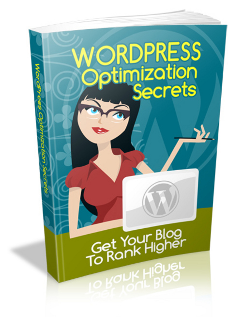 Product picture WordPress Optimization Secrets plr