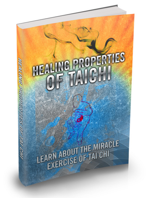 Product picture Healing Properties of TaiChi plr