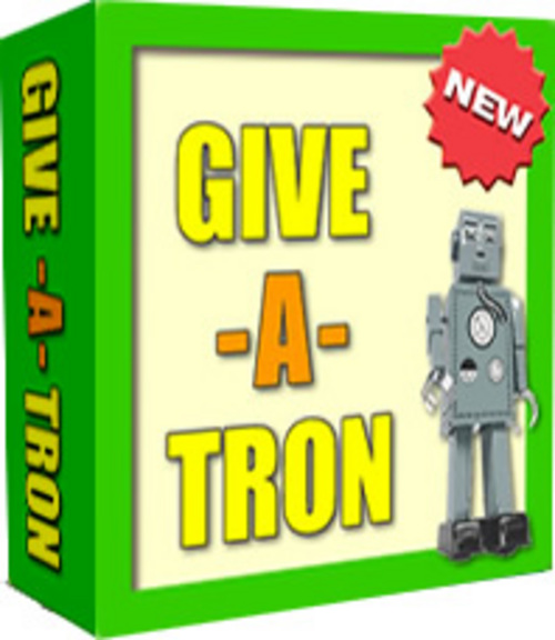 Product picture Give-A-Tron (PHP)