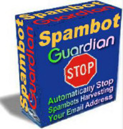 Product picture Spambot Guardian