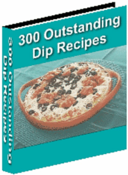 Product picture Outstanding Dip Recipes