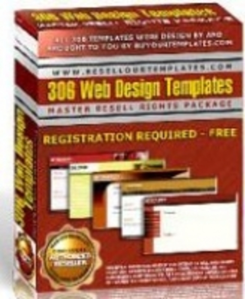 Product picture 306 Basic Web Templates