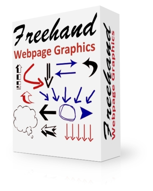 Product picture Freehand Webpage Graphics