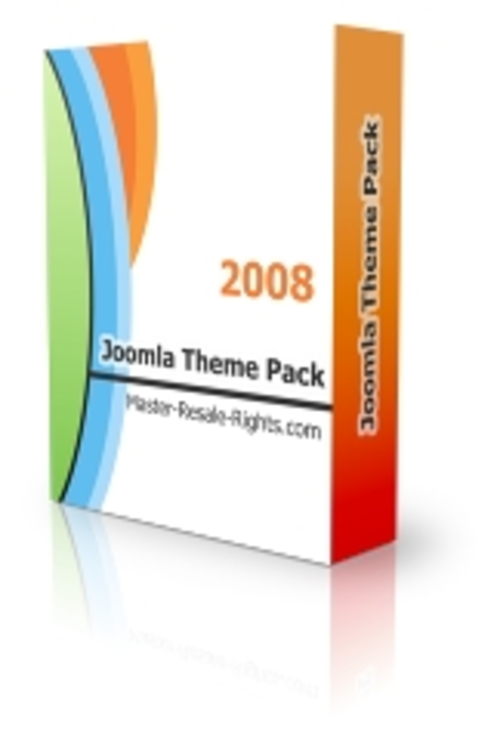 Product picture Joomla Theme Pack