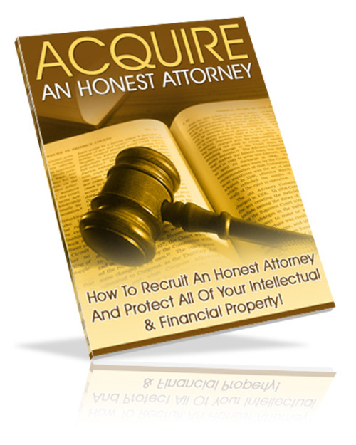 Product picture Acquiring and Honest Attorney - eBook and Audio