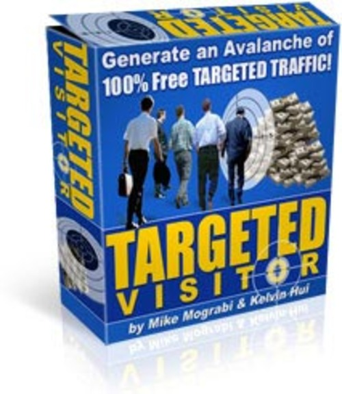Product picture Targeted Visitor (PHP)
